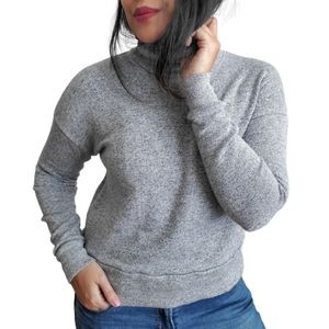 ARITZIA COMMUNITY Allora Sweater Gray Size XS